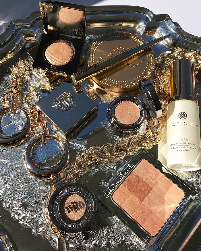 Bobbi Brown Brightening Powder Bronze Glow Review & Photos
