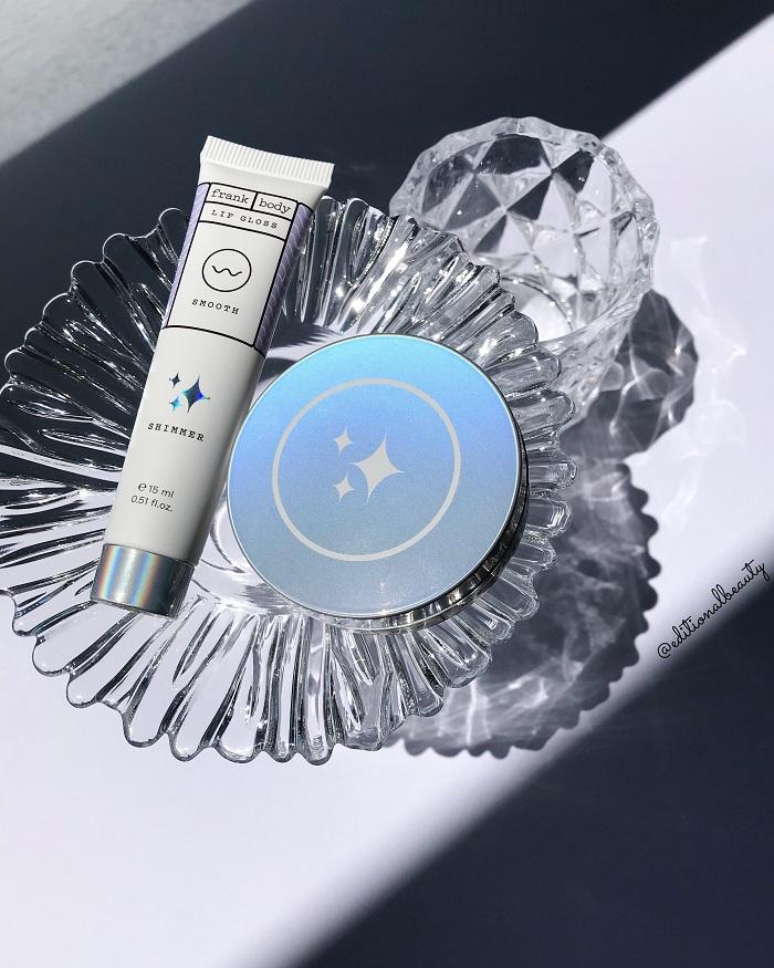 Frank Body Shimmer Lip Scrub and Shimmer Lip Gloss Review & Photos