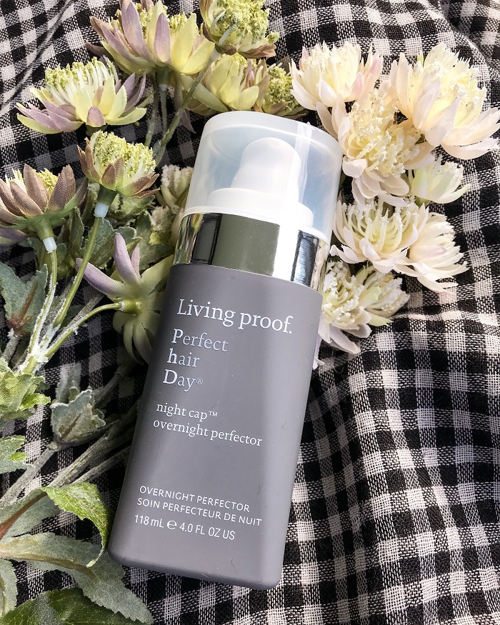 Living Proof Perfect Hair Day Night Cap Overnight Perfector Review