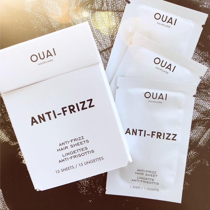Ouai Anti-Frizz Hair Sheets Review