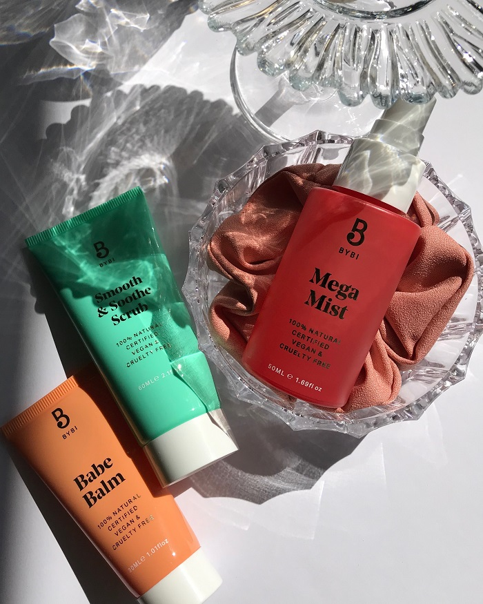 BYBI Beauty Smooth & Soothe Scrub Review