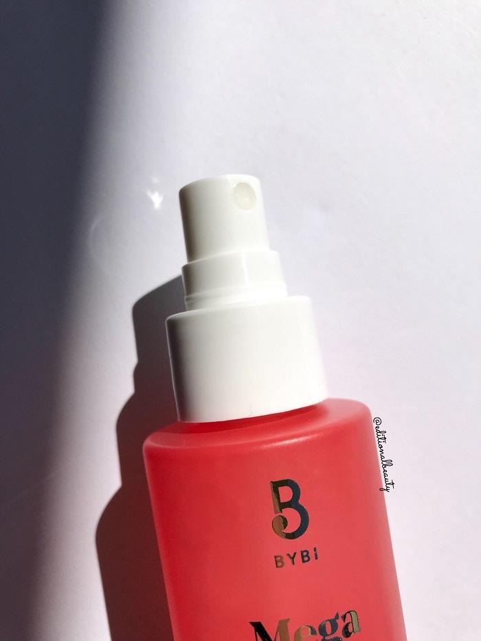 Bybi Beauty Mega Mist Review (Dispenser)