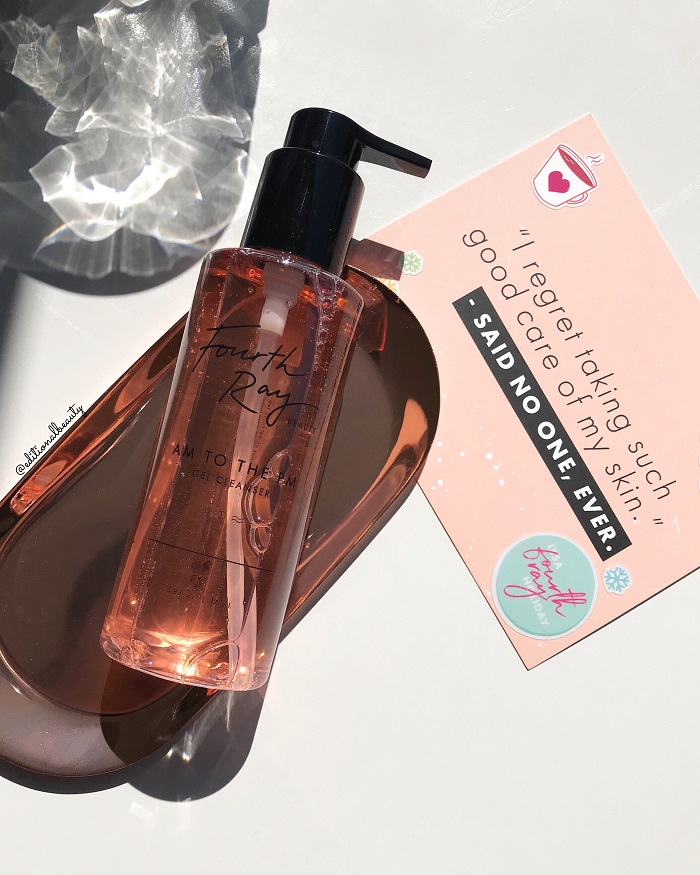 Fourth Ray Beauty AM To The PM Gel Cleanser Review