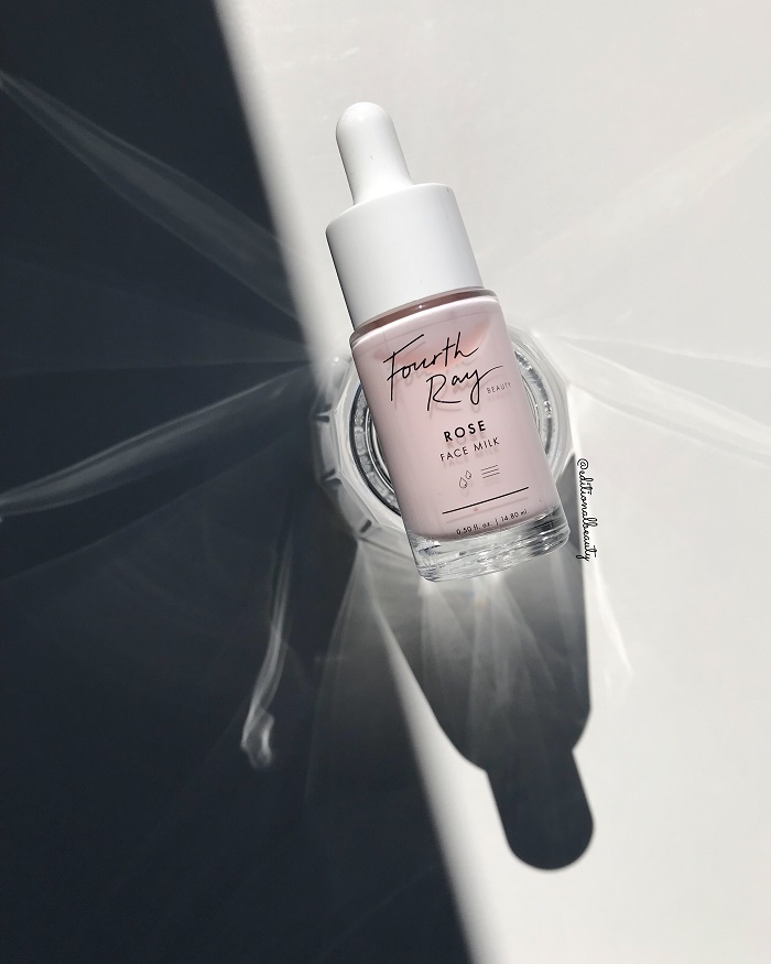 Fourth Ray Beauty Rose Face Milk Review
