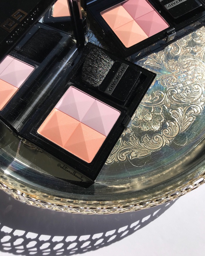 Givenchy Prisme Blush Review & Swatch