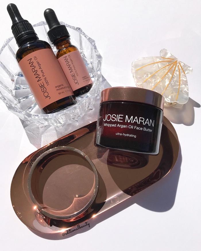 Josie Maran Whipped Argan Oil Face Butter Review