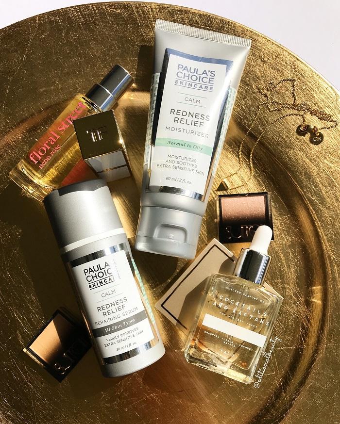 Paula's Choice Skincare Calm Redness Relief Repairing Serum and Moisturizer Review